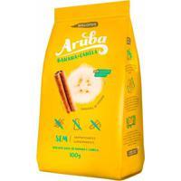 Biscoito De Banana Com Canela Sem Glúten - Aruba - 100G