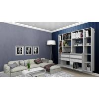 Estante Multifuncional 138 Branca - Getama Móveis