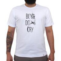 Boys Do Cry - Camiseta Clássica Masculina