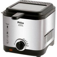 Fritadeira Elétrica Philco Deep Fry 1,8 Litros 220 Volts