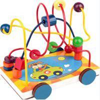 Aramado Carrinho - Carlu - Brinquedo Educativo