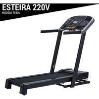 Esteira Ergométrica T540 220 Volts Domyos - Esteira T540C, 220Volts, 2 Anos De Garantia, Domyos