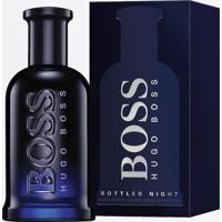 Perfume Masculino Bottled Night Hugo Boss Eau De Toilette- 50Ml