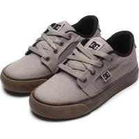 Tênis Dc Shoes Menino Anvil Tx La Cinza