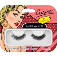 Cílios Postiços - Curvex - Linha Celebrity - 01 - Preto