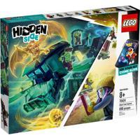 Lego Hiden Side - Expresso Fantasma - 70424
