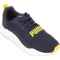Tênis Infantil Puma Wired - Unissex