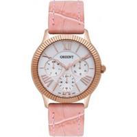 Relógio Feminino Orient Frscm008 S3Rx - Unissex-Rosa