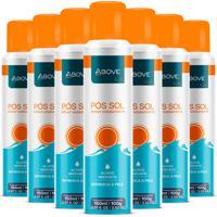 Hidratante Em Spray Pós Sol Above Caixa Com 12 Unidades 150Ml/100G