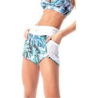 Shorts Vestem Feminino - Feminino-Azul