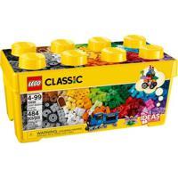 Lego Classic - Caixa Média De Peças Criativas - 10696 - Unissex-Incolor