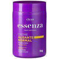 Creme Alisante Essenza Profissional Normal Com 1Kg 1Kg