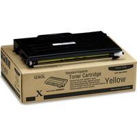 Cartucho Toner Xerox 6100 (2K) Amarelo 106R00678