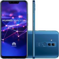 Smartphone Huawei Mate 20 Lite 64Gb Desbloqueado Azul