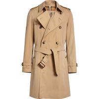 Burberry Trench Coat 'The Chelsea Heritage' - Neutro