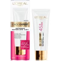 Creme Facial Anti-Idade Expert 45+ Loreal Paris 40Ml