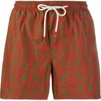 Peninsula Swimwear Short De Natação Marettimo M1 - Vermelho