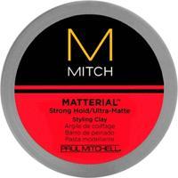 Paul Mitchell Mitch Matterial 85Gr Masculino Cera - Masculino