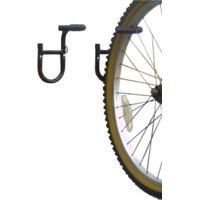 Suporte De Bicicleta Metal Lini Preto