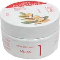 Creme Wu Esfoliante Extratos Naturais ÓLeo Argan Coquetel Nutrientes Remove Cã©Lulas Mortas 300G - Rosa - Feminino - Dafiti