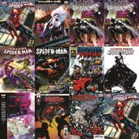Papel De Parede Adesivo Comics Spider Man (0,58M X 2,50M)