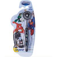 Escova Dental Infantil Art Brink - Super Friends Dc Batman