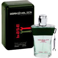 Work Holics Base Eau De Toilette Masculino 100 Ml