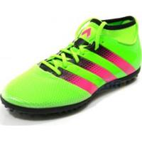 Chuteira Adidas Ace 16.3 Primemesh Society Vrd/Vrm - Adidas