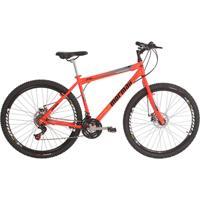 Bicicleta Mountain Bike Mormaii Aro 29 Jaws Disk Brake - Masculino