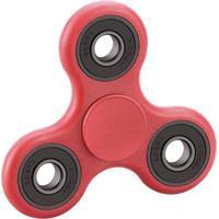 Hand Spinner Rolamento Anti Estresse - Vermelho