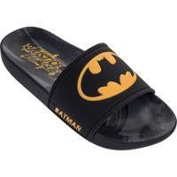 Chinelo Infantil Batman Grendene Kids 21661