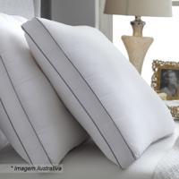 Travesseiro Sintonia- Branco- 70X50Cm- 230 Fios