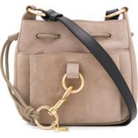 See By Chloé Drawstring Shoulder Bag - Neutro