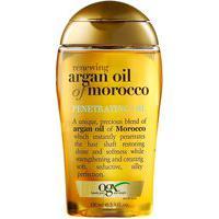 Óleo Capilar Ogx Argan Oil Of Morocco Penetrating Oil Com 100Ml 100 Ml