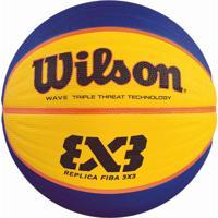 Bola De Basquete Wilson - Fiba 3X3 Replica Game