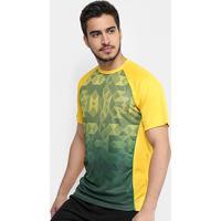 Camiseta Gonew Futebol Brasil Masculina - Masculino