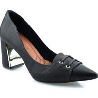 Sapato Salto Alto Bebecê - 7014-125