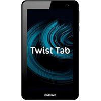 Tablet Positivo Twist Tab, Android Oreo Go Edition, 32Gb, Tela De 7´, Cinza - T770C