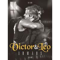 Victor E Léo Irmãos Dvd + Cd Sertanejo Ao Vivo