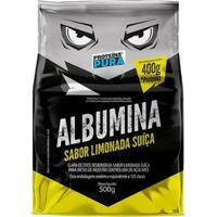 Albumina Desidratada 500G - Proteina Pura - Unissex-Limonada