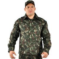 Camisa Manga Longa Masculina Elite Comandos Adventure - Masculino