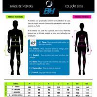 Camisa Ciclismo Rh X2 Manga Longa Masculina - Masculino
