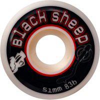 Roda Black Sheep 51Mm Record Player White 83B