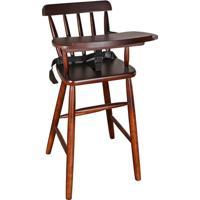 Cadeira Infantil Refeição Tabaco