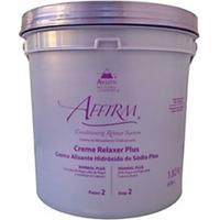 Avlon Affirm Creme Alisante Hidróxido De Sódio Normal Plus 1,8 Kg - Feminino-Incolor