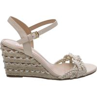 86b3eaf502 Sapato Anabela Fechado - MuccaShop