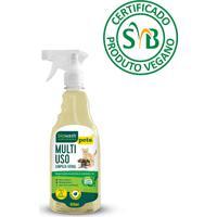 Multiuso Pet Capim Limão E Aloe Vera Biowash 650Ml