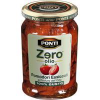 Tomate Ita Ponti Zero Olio Sun Dried- 300G- Auroraaurora