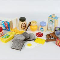 Coleção Comidinhas Kit Café Da Manhã -23Pç Newart Toys Colorido