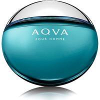 Bvlgari Perfume Masculino Aqva Edt 50Ml - Masculino-Incolor